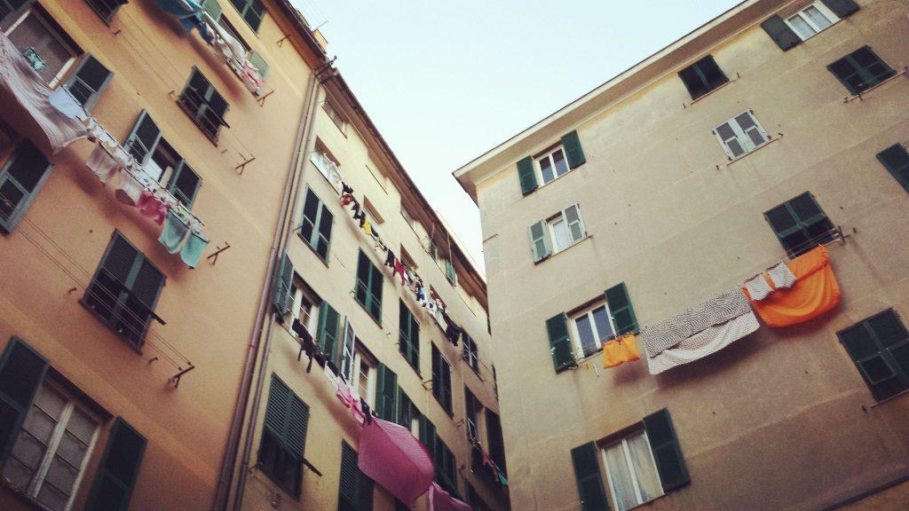 Piazza Lavagna Genua