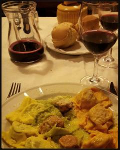 Pranzo a Parma