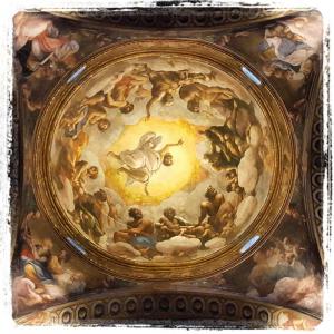 Parma - Cupola del Correggio