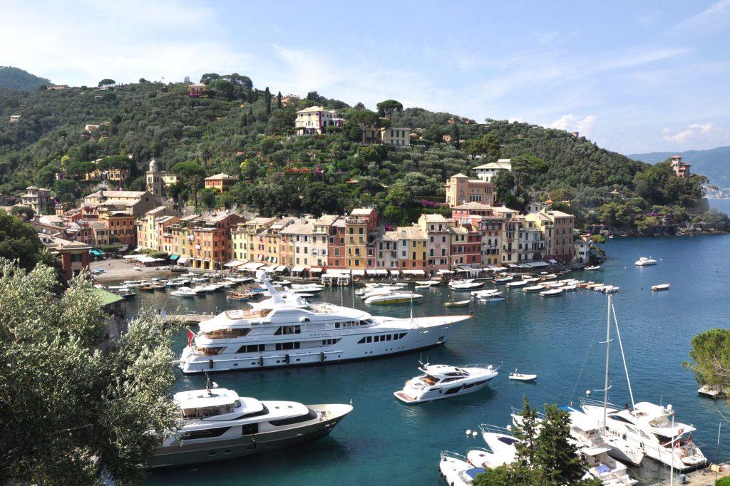 Portofino - Ligurische kust